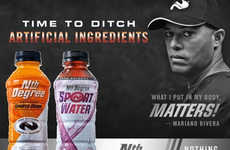 All-Natural Sports Drinks