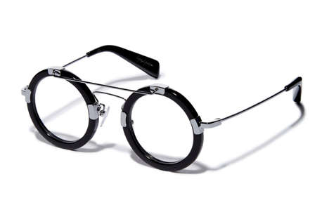 Deconstructed Minimalist Eyewear - This Collection Uses Efficient Frames to Make a Statement