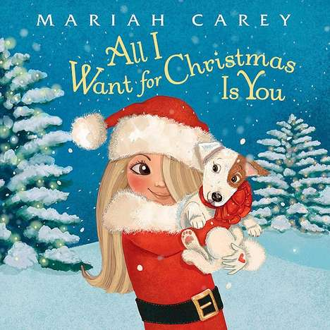 Celebrity-Authored Holiday Books - This Christmas Storybook is Based on a Catchy Holiday Tune