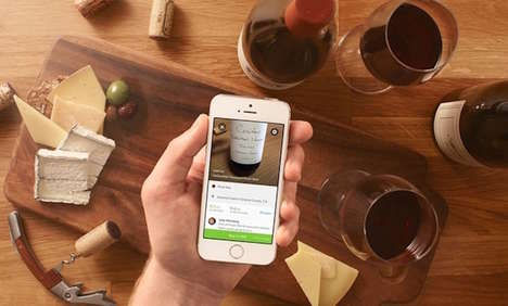 20 Apps for Wine Lovers - From Social Matchmaking Apps to Alcohol-Ordering Apps