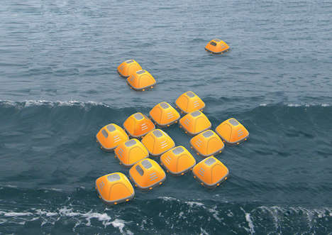 Floating Survival Houses - This Device is Vital Survival Tool in Case of a Disaster