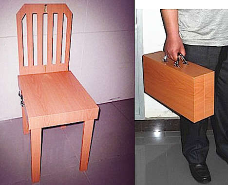 22 Examples of Portable Furniture