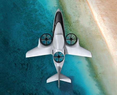Hybrid Flying Machines