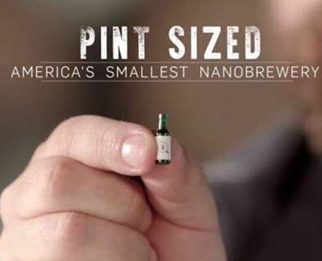 Nano-Brewery Spoof Ads