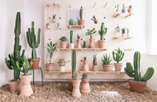 Kaktus Kobenhavn is a Cactus-Centric Lifestyle Shop in Copenhagen