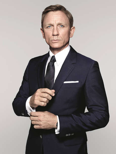Movie-Inspired Beer Campaigns - Heineken Teamed Up with New Bond Movie 'Spectre' in its Ad Campaign