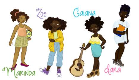 Diveristy-Promoting Dolls - These Dolls Teach Girls of Color to Embrace Their Natural Features
