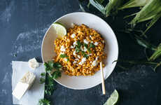 Spicy Corn Salads