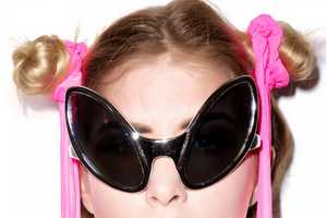 Dolls Kill's Extraterrestrial Sunglasses are Out of This World