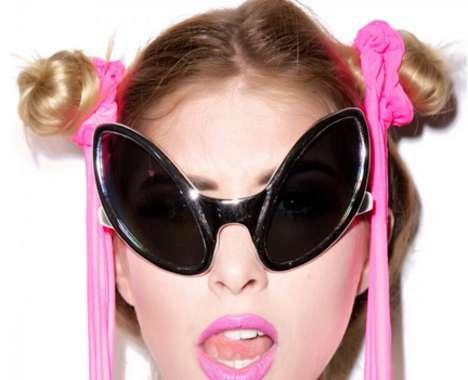 Alien-Eyed Sunglasses