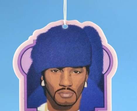 Rapper-Inspired Air Fresheners
