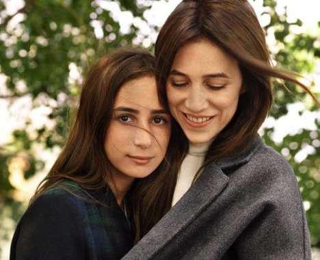 Mother-Daughter Lookbooks