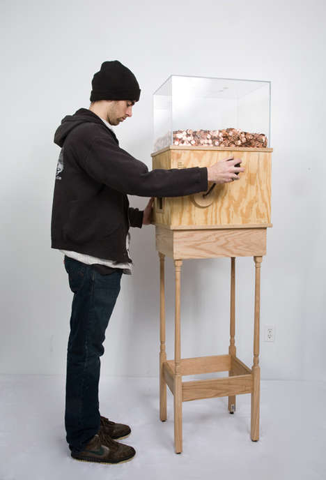 Inequality-Exposing Machines - This Device Recreates the Experience of Making Minimum Wage