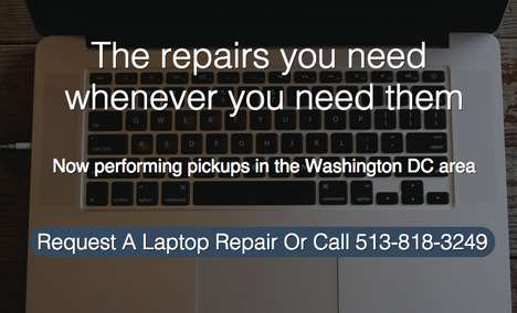 Efficient Laptop Repair Services - 'Techy' is an On-Demand Laptop Repair Service