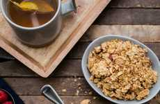 Homemade Superfood Granolas - This DIY Granola Recipe is Made with Quinoa Flakes and Natural Sugars