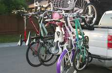 High-Capacity Bike Carriers