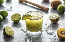 Citrusy Kiwi Cocktails