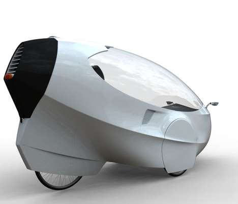 High-Tech Hybrid Bicycles - The 'Ginzvelo' Can Travel Up to 100 Miles on a Single Charge