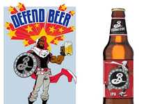 Comic-Con Superhero Beers