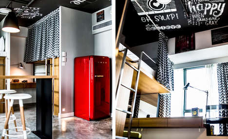 Luxury Dorm Rooms - This Hong Kong Building Provides Luxe Private Student Housing