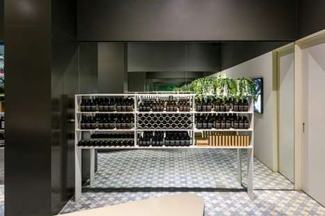 Modernist Skincare Boutiques - The Sleek Aesop Sao Paulo Shop is the First to Open in Brazil