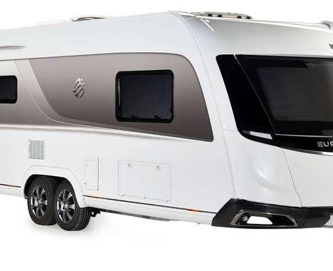 Futuristic Concept Caravans