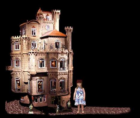 $8.5 Million Dollhouses - This Mini Mansion is the World's Most Expensive Dollhouse