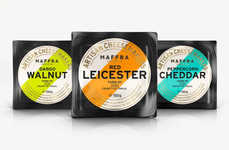 Maffra Cheese Company Produces Well-Packaged Gourmet Cheese