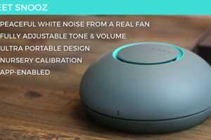 The Snooz Lets You Subtly Drown Out Unwanted Noises