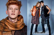 'He's Got the Look' Marries Eccentric Menswear with Playful Accessories