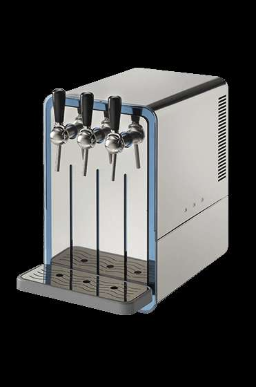 Sustainable Sparkling Water Dispensers - This Device Helps Reduce Plastic Bottle Waste
