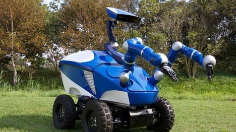 Remotely Controlled Rovers - This European Space Agency Rover Will Be Controlled From Earth Orbit