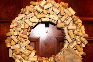 Get Creative This Christmas with a Wine-Inspired Cork Decoration