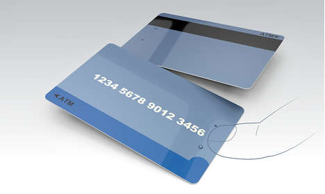 This Credit Card Design Makes it Easy to Put Down and Pick Up