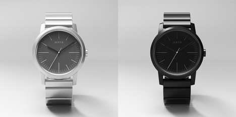 "Style-Conscious Smartwatches - The Sony 'Wena Wrist' Helps Users ""Wear Electronics Naturally"""