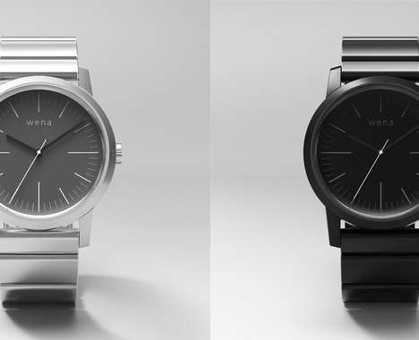 Style-Conscious Smartwatches