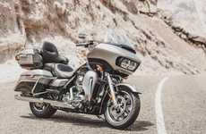 Elite Touring Motorbikes - The Harley-Davidson Road Glide
