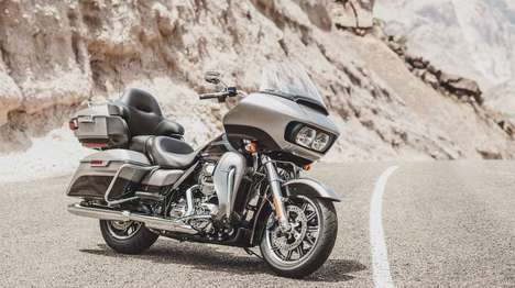 Elite Touring Motorbikes - The Harley-Davidson Road Glide
