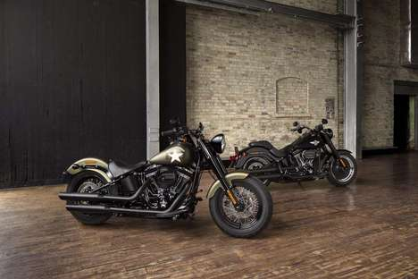 Cruise Control Motorbikes - The Harley-Davidson S-Series Softails Make No Compromise