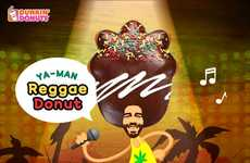 Caribbean Afro Donuts