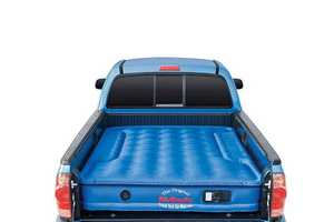 This Inflatable Air Mattress Turns Any Truck into a Mobile Camper