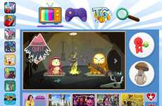 Kid Entertainment Platforms - Toon Googles Boasts Music, Video and Gaming Capabilities