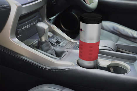 Mobile Coffee Brewers - The 'MoJoe' is a Convenient Travel Mug That Brews Coffee on the Go
