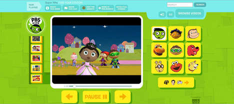 Budget-Friendly Educational Programming - PBS Kids Offers Free Videos That Encourage Early Learning