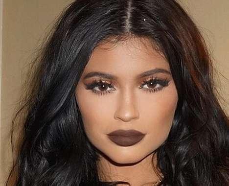Plumping Celebrity Lipsticks