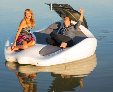 Luxurious Electric Watercrafts