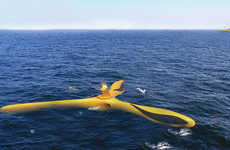 Ocean-Purifying Drones