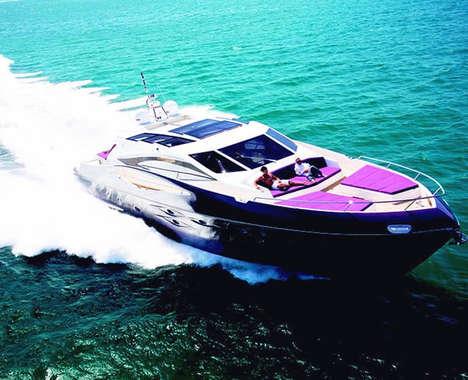 Rental Yacht Accommodations