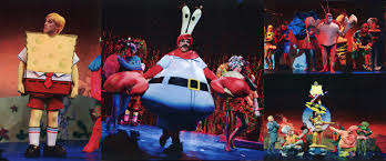 Aquatic Cartoon Musicals - SpongeBob SquarePants is Being Adapted For Live Audiences