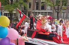 This Stream of the Amsterdam Gay Pride Parade Lets Everyone Participate